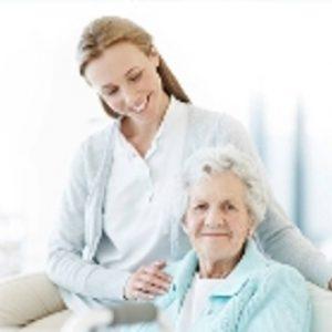 Уход за людьми пожилого возраста